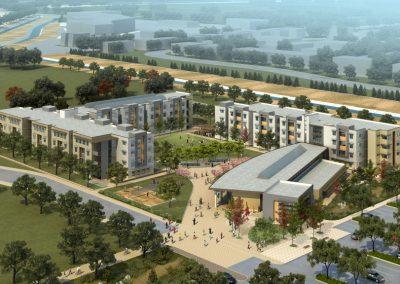 CSU Bakersfield Student Housing